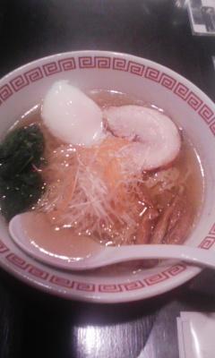今日のスープの出来は最高!!